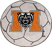 Fan Mats Mercer University Soccer Ball