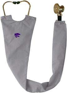 Kansas State University Gray Stethoscope Covers