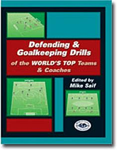 Top Soccer Goalkeeping Drills (BOOK)