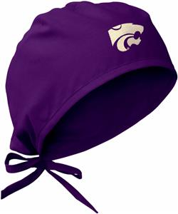 Kansas State University Purple Surgical Caps