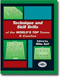 World Soccer Technique & Skill Drills  (BOOK)