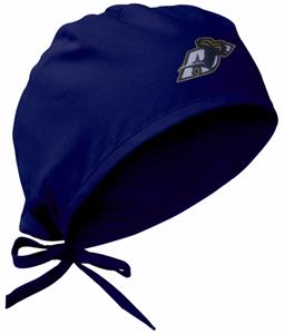 University of Akron Navy Surgical Caps