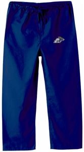 University of Akron Kid's Navy Scrub Pants