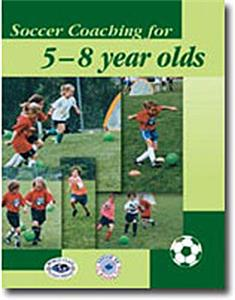 Soccer Coaching for 5 - 8 year olds  (BOOK)