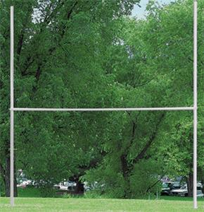 Porter High School Width Football Goal Posts-Pair