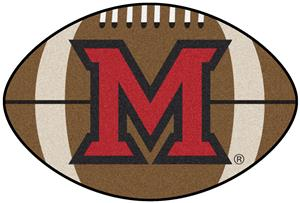 Fan Mats Miami of Ohio Football Mat