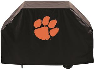 Holland Clemson College BBQ Grill Cover