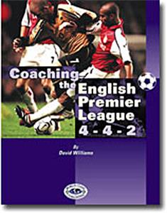Coaching English Premier Soccer League 4-4-2- BOOK