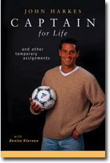 Captain For Life (BOOK) soccer training