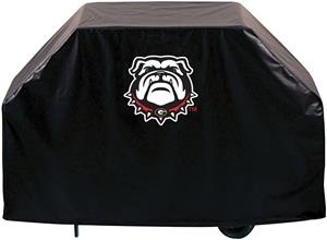 Univ of Georgia Bulldog College BBQ Grill Cover