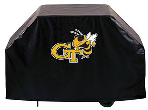 Georgia Tech College BBQ Grill Cover