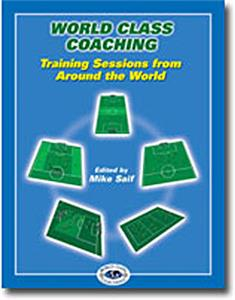 WCC World Soccer Training Sessions (BOOK)