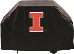 University of Illinois College BBQ Grill Cover
