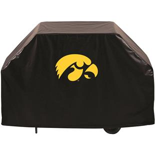 University of Iowa College BBQ Grill Cover
