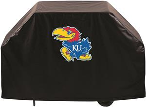 University of Kansas College BBQ Grill Cover