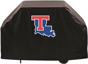Louisiana Tech University College BBQ Grill Cover