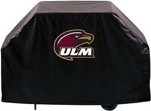 Univ of Louisiana Monroe College BBQ Grill Cover