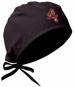 Arizona State University Black Surgical Caps