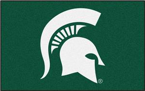 Fan Mats Michigan State University Ulti-Mat