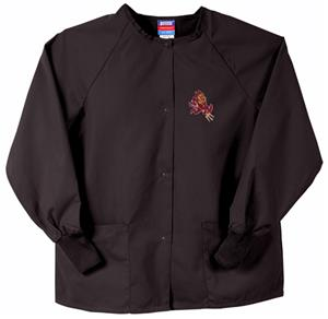 Arizona State University Black Nursing Jackets