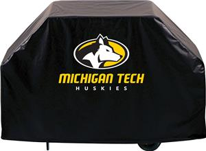 Michigan Tech University College BBQ Grill Cover