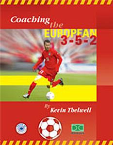 Coaching the European 3-5-2 soccer (BOOK) training