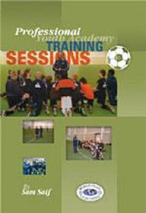 Prof. Youth Academy Soccer Training Session (BOOK)