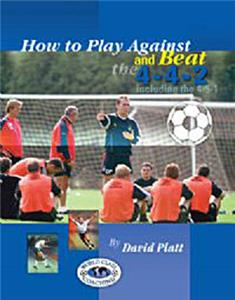 Play Against & Beat 4-4-2 Soccer Formation (BOOK)