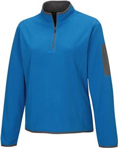TRI MOUNTAIN Juneau Women&#39;s Micro Fleece Pullover