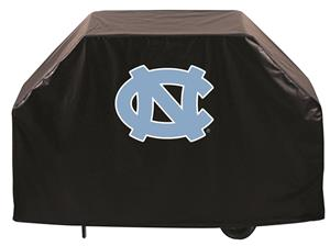 Univ of North Carolina College BBQ Grill Cover