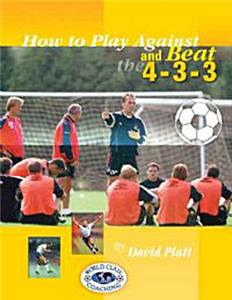 Play Against & Beat Soccer 4-3-3 (BOOK) training