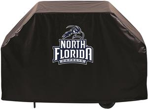 Univ of North Florida College BBQ Grill Cover