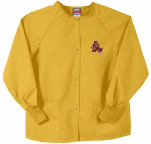 Arizona State University Gold Nursing Jackets