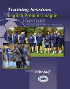 Soccer Training Sessions of E. P. League (BOOK)