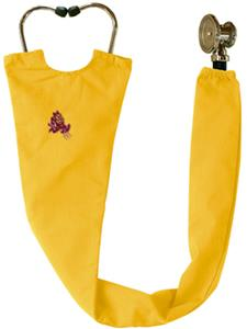 Arizona State University Gold Stethoscope Covers