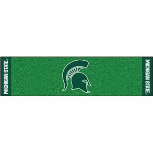 Fan Mats Michigan State University Putting Mat