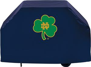 Notre Dame Shamrock College BBQ Grill Cover