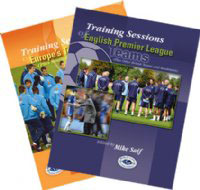 TS of Europe & EPL Teams (BOOK) soccer training