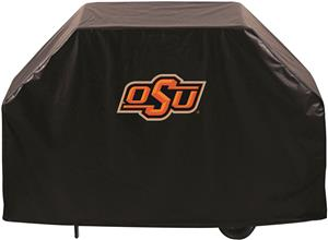 Oklahoma State University College BBQ Grill Cover