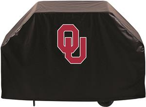 Oklahoma University College BBQ Grill Cover