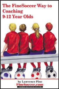 Coaching The FineSoccer Way 9-12 Year Olds (BOOK)