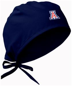 University of Arizona Navy Surgical Caps