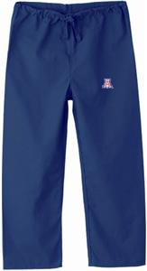 University of Arizona Kid's Navy Scrub Pants