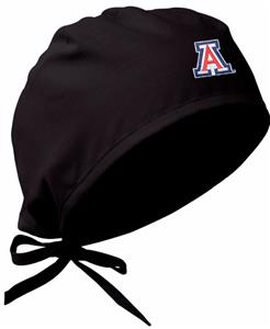 University of Arizona Black Surgical Caps