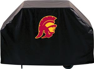 Univ Southern California College BBQ Grill Cover