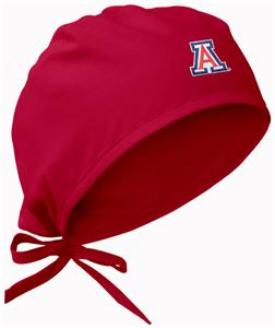 University of Arizona Red Surgical Caps
