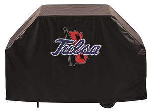 University of Tulsa College BBQ Grill Cover