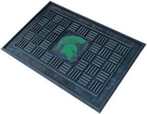 Fan Mats Michigan State University Door Mat