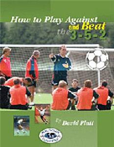 Play Against & Beat Soccer 3-5-2 (BOOK) training
