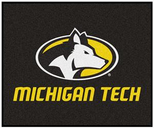 Fan Mats Michigan Tech Tailgater Mat
